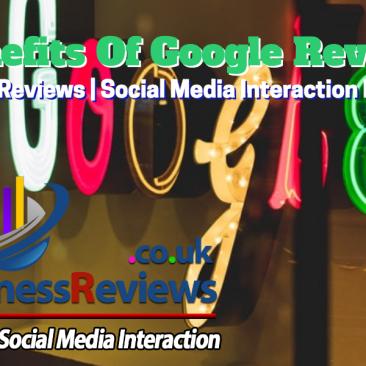 benefits of google reviews