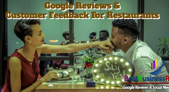 RestaurantsGoogleReviewsCustomerFeedback