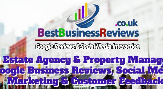 estate agents google business reviews platform