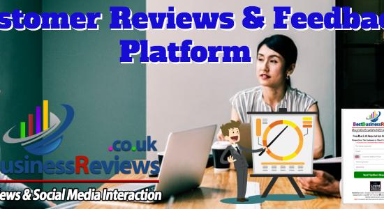 Customer Reviews And Feedback Platform